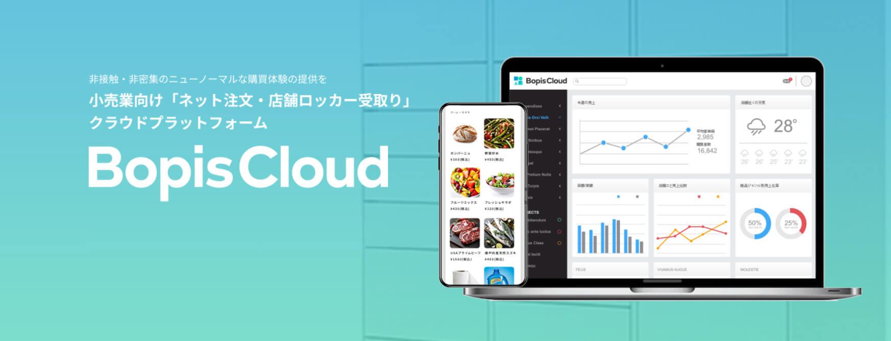 BOPIS Cloudの概要